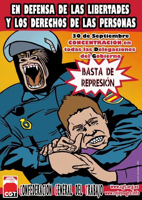 Cartel Represion castellano_1