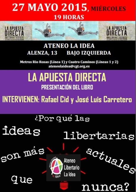 2015-05-27 LA APUESTA DIRECTA