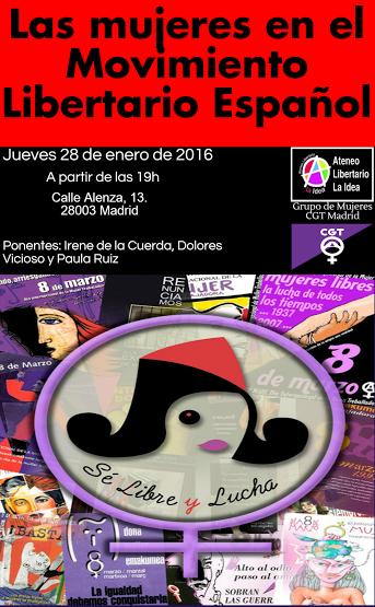 cartel mujeres